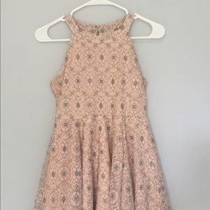 (3 for $15) Pink Sparkly Dress